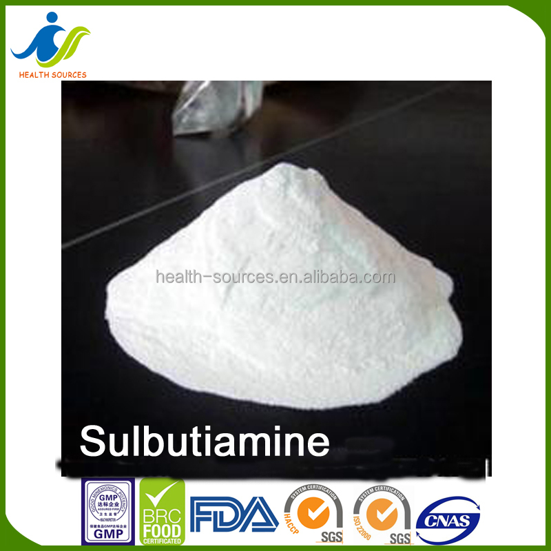 Energy supplement cognitive enhancer Sulbutiamine Arcalion