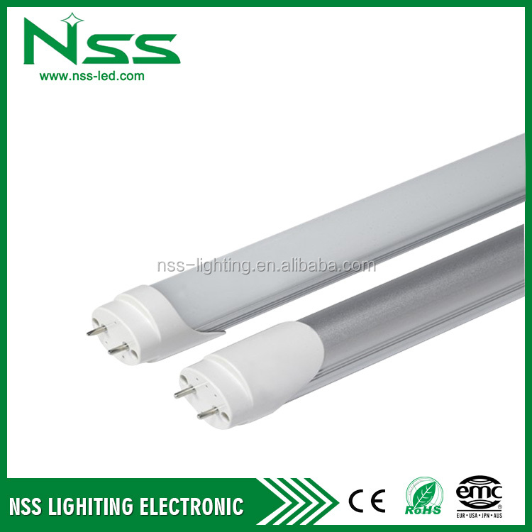 CE ROHS approved 100lm/w 18w t8 led <strong>tube</strong> for office house warehouse indoor park garage