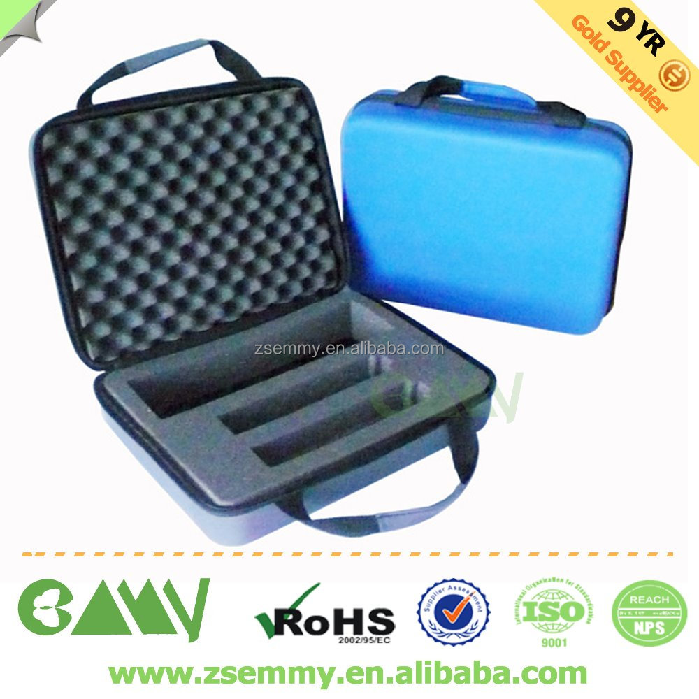 Factory wholesale cheap price waterproof EVA foam tool box with custom logo
