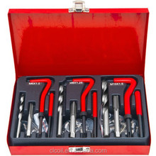 Thread Repair Kit 88 pcs, hand Engine Service <strong>Tools</strong> of Auto Repair <strong>Tools</strong> KIT