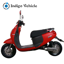 60V 1200W China Indigo Mini Electric Scooter Motorcycle