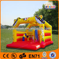 Pretty bounce advertising promotion inflatable toy