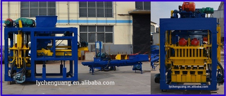 CGK solid forming machine and stone combinations brick pressure making mahine 4-25 in US