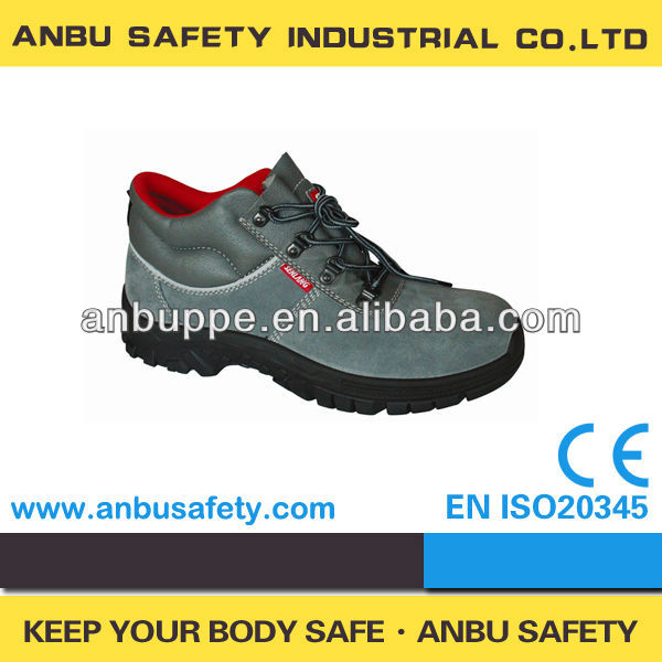 industrial fields tip construction shoes Middle East popular dual density PU sole