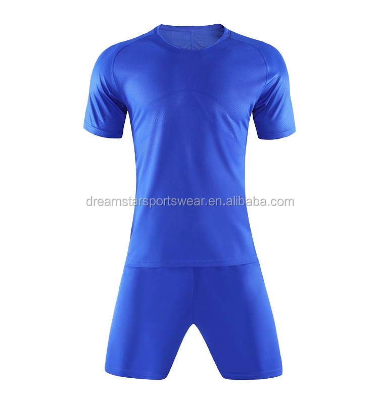 2019 Fast Sales High Quality Soccer Kits Best Price Soccer Jersey