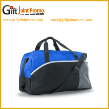 Promotional Big Volume 600D Polyester Duffle Waver Travel Bags