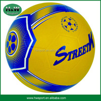 New arrival promotional rubber street tire soccer ball, tyre soccer ball