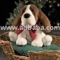 Jingle Bells Monty Dog Plush Toy from GUND
