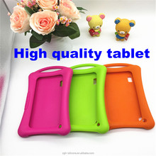 fire tablet 7 inch customized silicone rubber protective case for Kindle case tablet 7 inch for kid