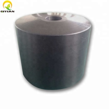 Custom non toxicity bushing for shaft uhmwpe plastic pulley wheels