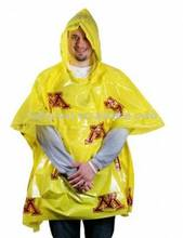 high quality rain poncho