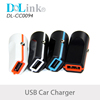 Factory Universal Emergency Metal Usb Car Charger Portable Mobile Phone Charger
