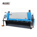 Top Quality Metal plate guillotine shear with option NC controller MS8-16x3200