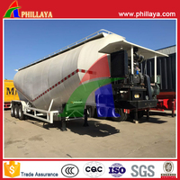 5 Years Exporting Cement Bulker Trailer Tank Body Can Be Customerized