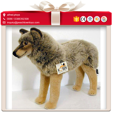 Direct factory supply plush big big wolf toys