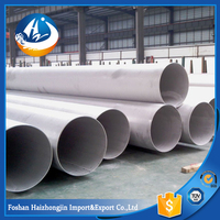 300mm diameter 309S stainless steel seamless tube No.1 finish price per kg ton