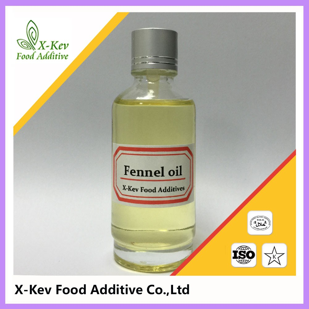 competitive price food/cosmetic grade Fennel oil