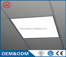 36w 45w recessed troffer LED light panel,2x2 led ceiling panel light,office square led panel light