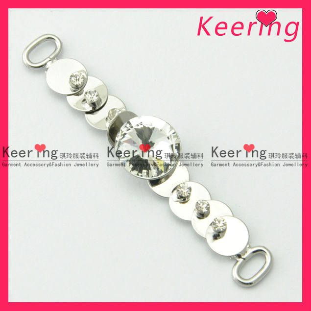 Quick Bridal metal side release buckle WCK-1019