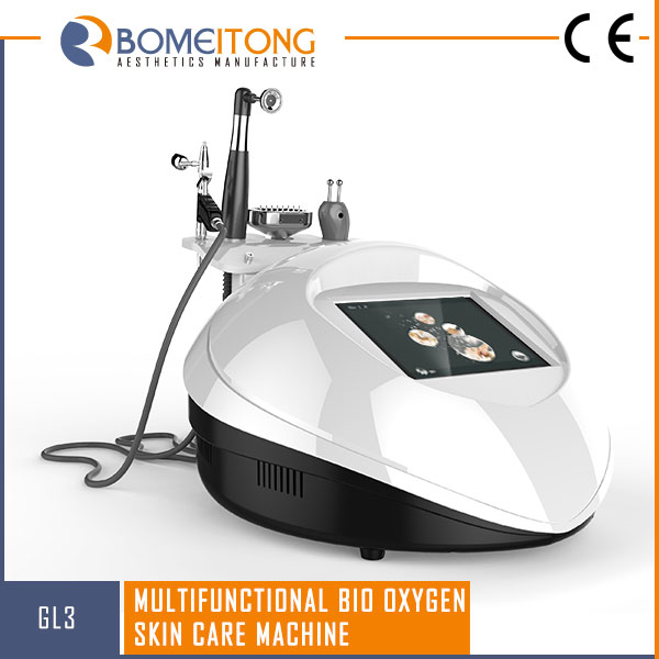 2 in 1 Facial Care Peeling Machine BIO portable oxygen jet