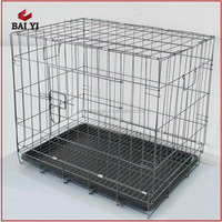 Anping BAIYI Collapsible Dog Pet Crates Made In China