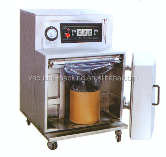 dates and seafood automatic large chamber vacuum packing machine
