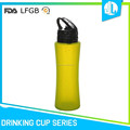 Healthy eco-friendly hot sale silicone rubber water bottle