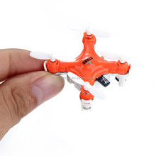World's Smallest Cheerson CX-STARS cx star RC Quadcopter 4CH 6 Axis Gyro 3D MINI Drone Remote Control helicopter