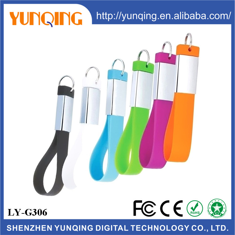 Bulk wholesale cheap branded bracelet usb flash drive