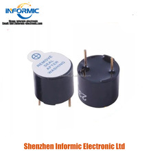 Integrated high temperature DC buzzer, electromagnetic buzzer TMB12A05 5V