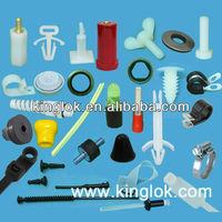 Plastic Injection Spacer Support Plastic Rivet