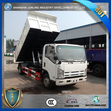 Chinese NQR 6ton dump truck with 4x2 and 4x4 two models like daewoo dump truck