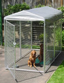 6ftX5ftX10ft Galvanized Steel Dog Panel for Enclosure