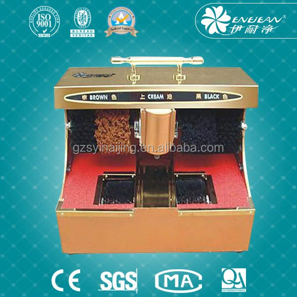 portable shoe shine machine, shoe shine box, shoe shine equipment