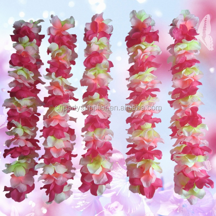 Graduation Hawaiian Flower Leis