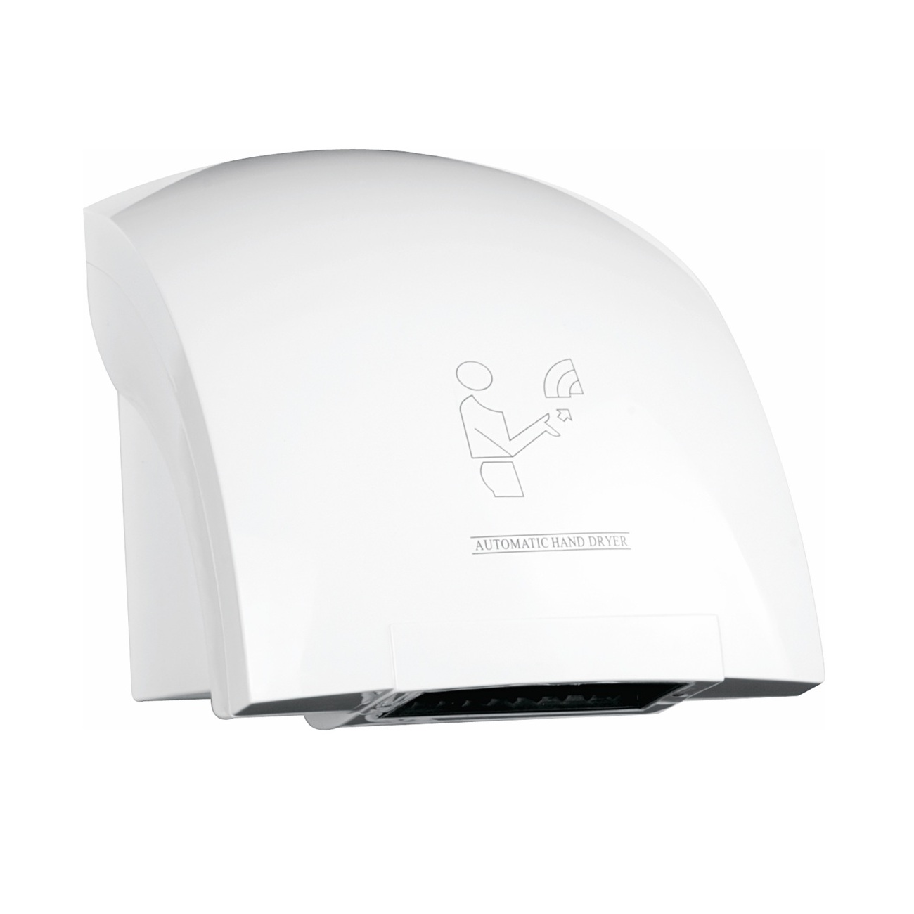1800w Plastic Hand Dryer
