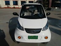 smart 4 seat electric hybrid car