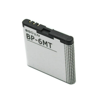 BP-6MT BP 6MT BP6MT 1050mAh Replacement Battery For Nokia 6720 5610 6110 6720C E51 N78 N82 N81 Battery