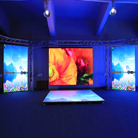 outdoor led display screen stage background led video wall for concert p5
