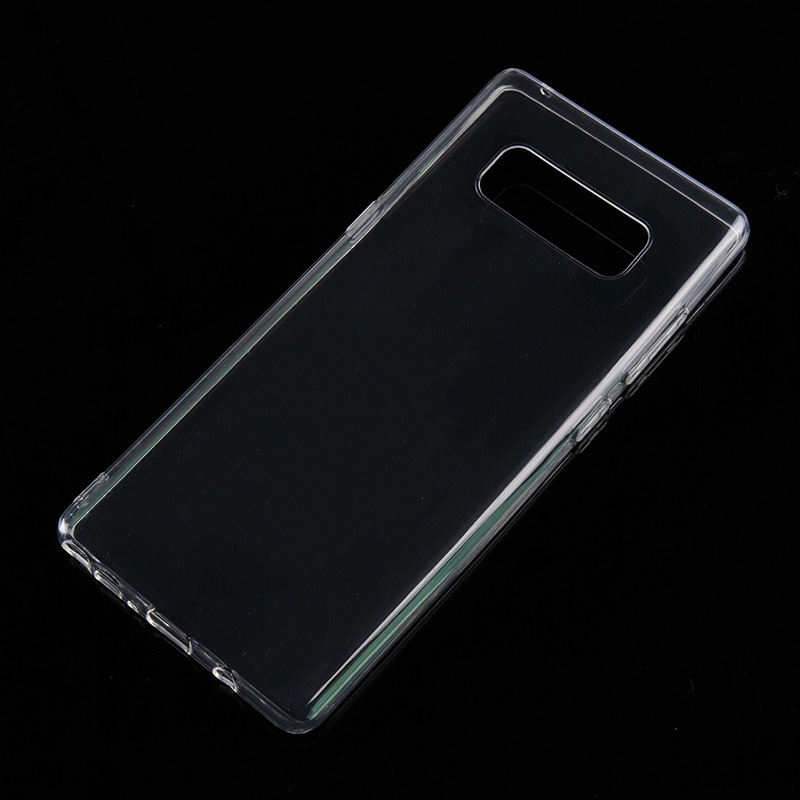 For Samsung galaxy S9 Clear phone Case TPU Crystal Transparent Phone Case for Samsung galaxy S9
