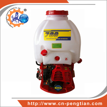 Chinese Supplier PT-769 Backpack Power Sprayer with 16L Tank Capacity
