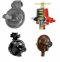 LPG/NG/NH3 Pressure Regulators