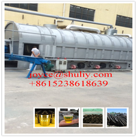 waste plastic pyrolysis plant,tyre pyrolysis plant plastic recycling machine