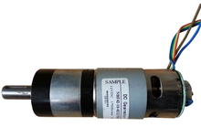 18V <strong>dc</strong> for power tool high torque planetary gearmotor