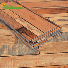 Non-slip PVC Floor Anti-static Chinese Vinyl Loose Lay Planks Self Tac System