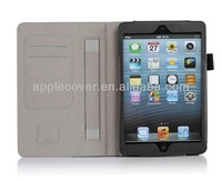 High Quality Stand Case for iPad Mini Retina with Card Slots and Handle