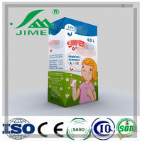 1L Aseptic Paper Box Milk Juice