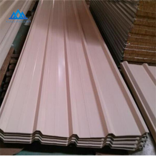 First Class Quality & Top-Grade Service with Prepainted corrugated steel sheet /Color Metal Roofing