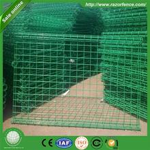Cheap Price plastic Decorative Flower Garden Fencing with low price