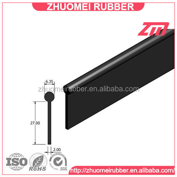 Window Cleaning Squeegee Replacement Rubber